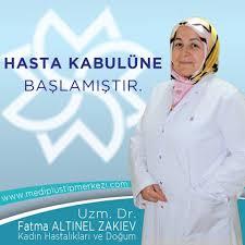 Op. Dr. Fatma Altinel Zakiev